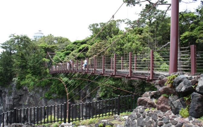 城ヶ崎・門脇吊り橋