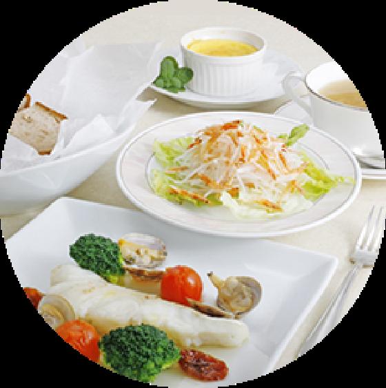 3.朝食(洋食)