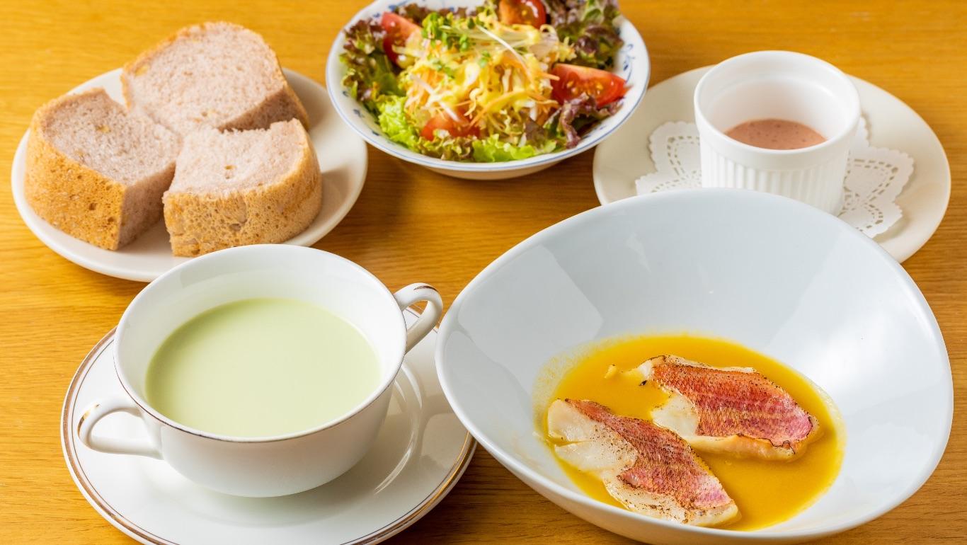伊豆高原 ファスティング(断食)ホテルのお食事